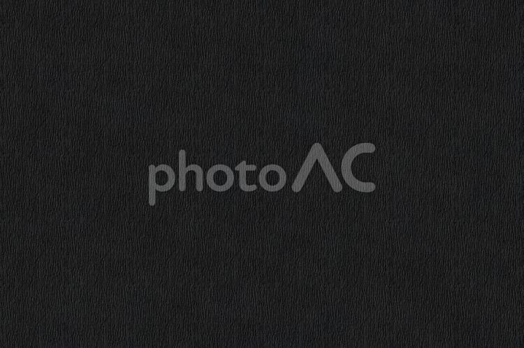 背景素材 ー 水シボ牛革/黒・ブラックの写真