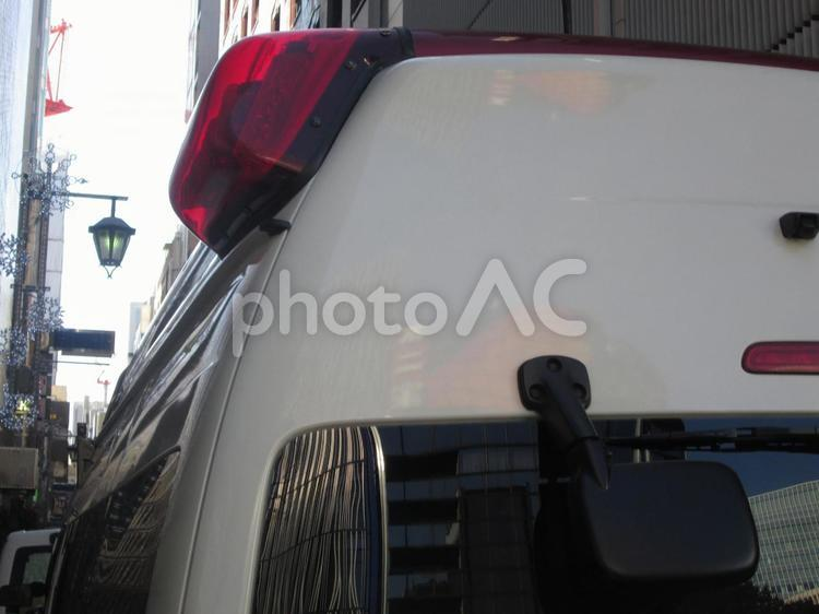 救急車の写真
