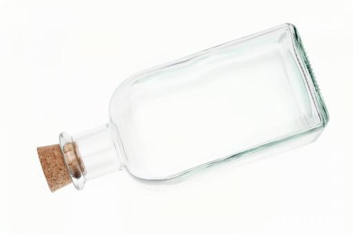 一個玻璃瓶