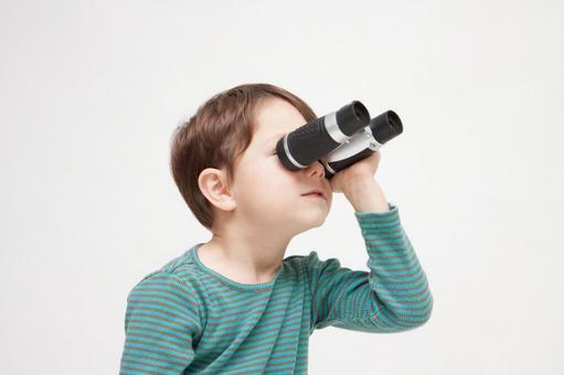 Binoculars and Boys 4