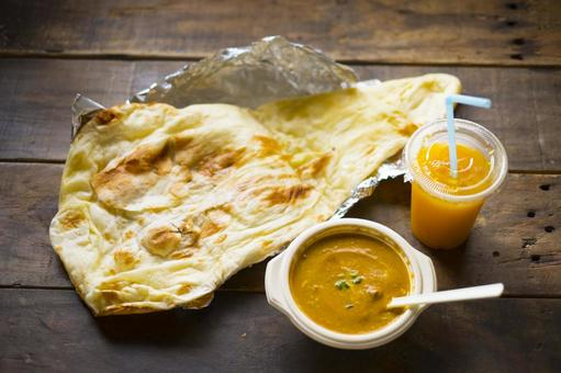 外賣印度咖哩