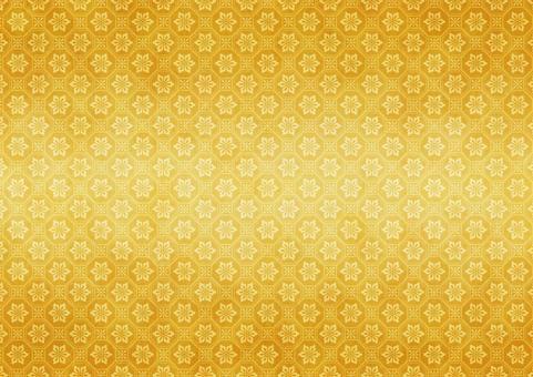 Gold foil 07