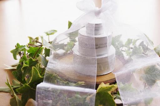 Wedding cake (miniature)