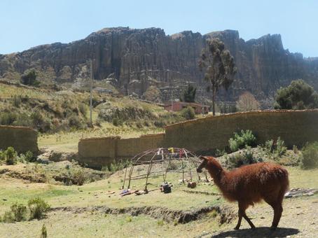 라마와 파르 카 계곡