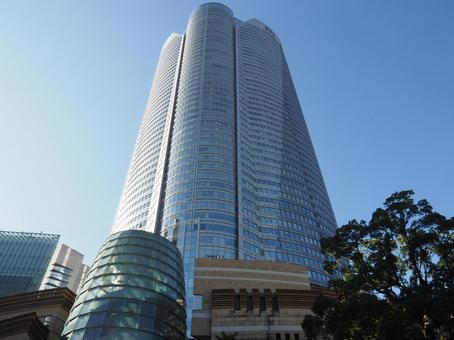 도시의 빌딩