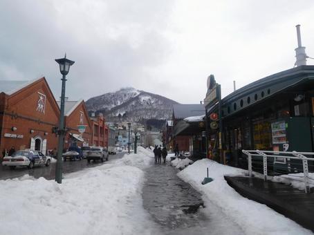 Snow Hakodate