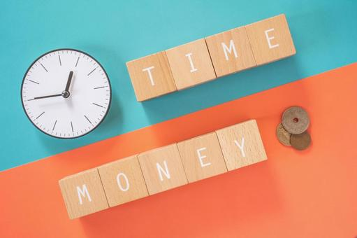 """Time is money 