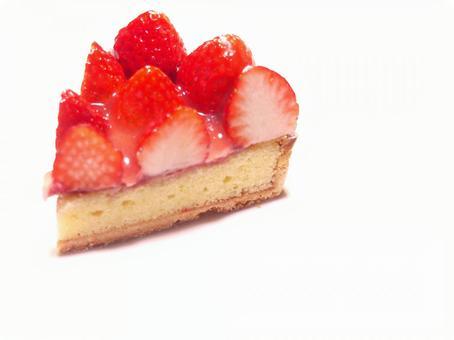 Strawberry tart cake. 07