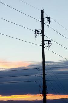 Transmission line 14