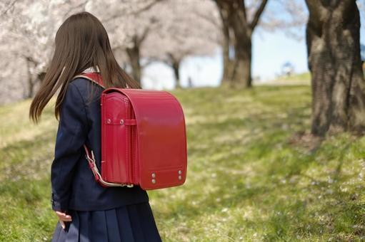 Elementary school girl 31