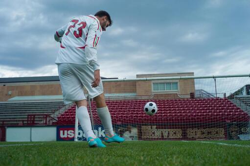 Soccer Kick 19