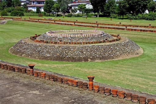 八man塚墓(高崎)