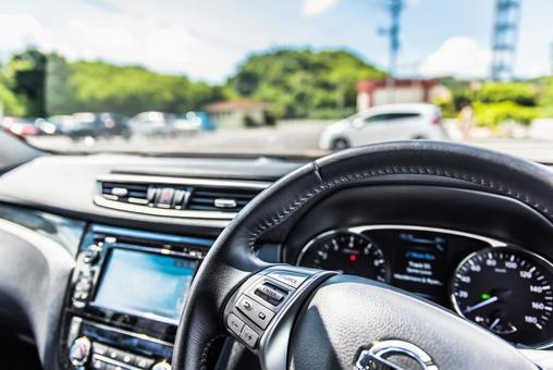 Handles and car navigation systems