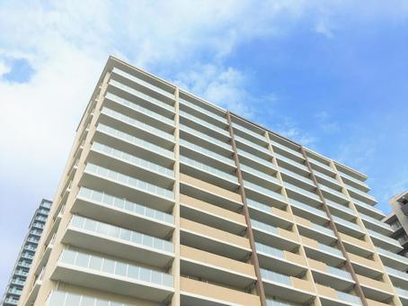 High-rise apartment 25