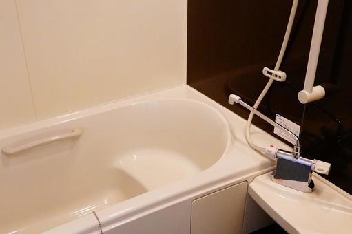 Bathroom scenery
