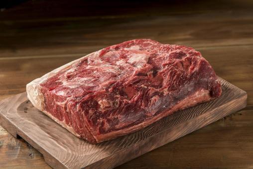 고기 덩어리 불고기 이미지