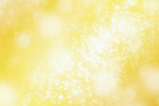 노란색 반짝이 배경