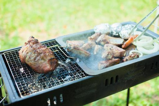 Outdoor barbecue 5