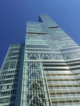아베노바시 터미널 빌딩 01