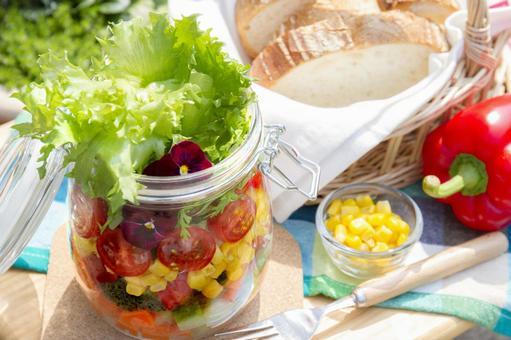 Jar salad _ 9