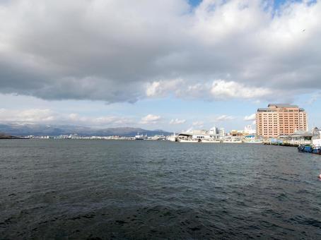 Scenery of Hakodate (1)