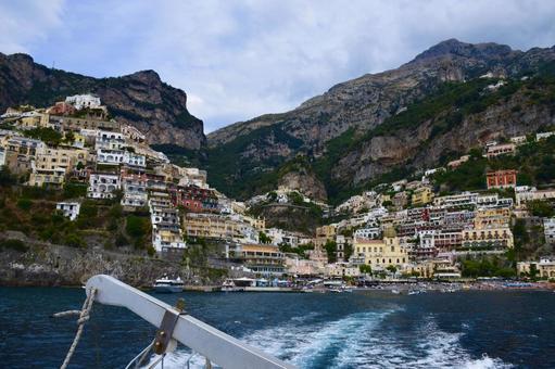 이탈리아 아말피 해안의 포지 타노 6