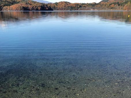 Aoki Lake Transparency