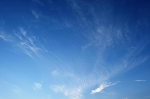 Autumn sky 09