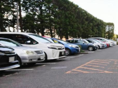 Image of parking area