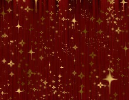 閃光紋理紅色