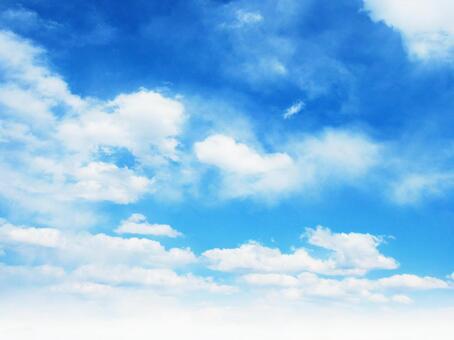 Soft cloud sky 0629