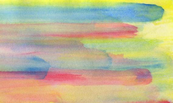 水彩纹理#1