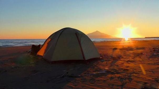 해변 캠프