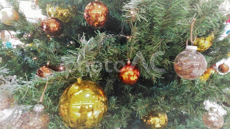 クリスマス飾り・おぼろげの写真