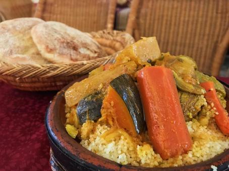 모로코 타진 요리