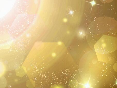 Glittering gold glitter background