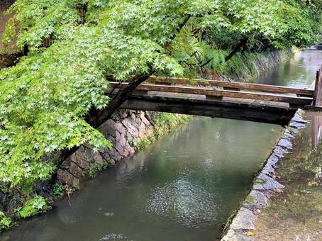 Small bridge on the road of philosophy