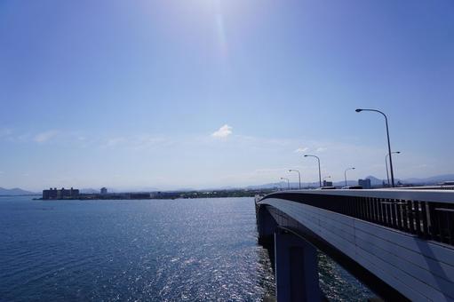 琵琶湖大橋 5