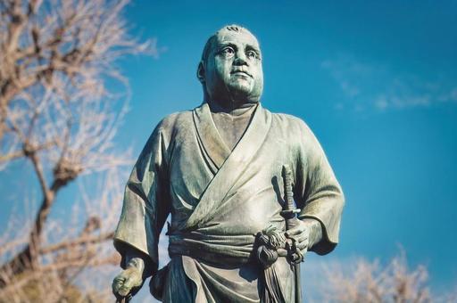 Saigo Takamori Statue (Ueno Park)