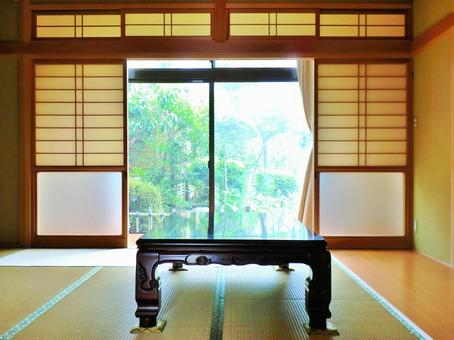 Japanese-Style Room with Garden View 2
