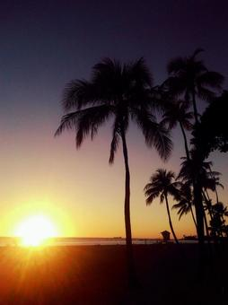Hawaii's Sunset