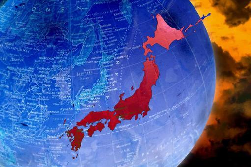 지구 대재앙 일본 열도