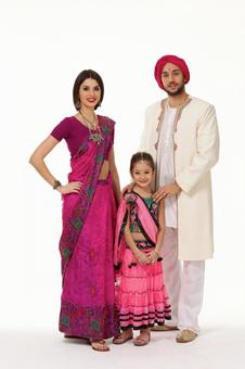 Indian family 1