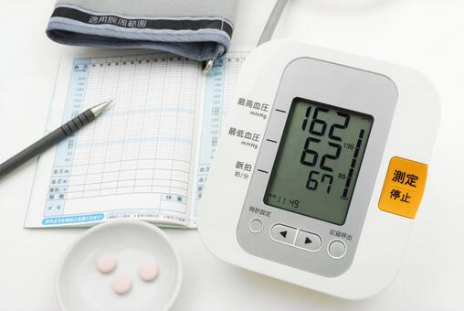 Blood pressure measurement Hypertension and treatment