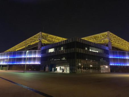 Spain Barcelona RCD Espanyol stadium