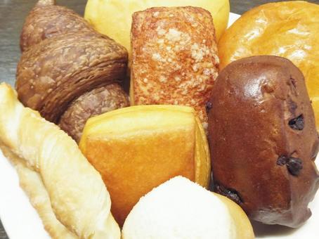 빵 뷔페 2