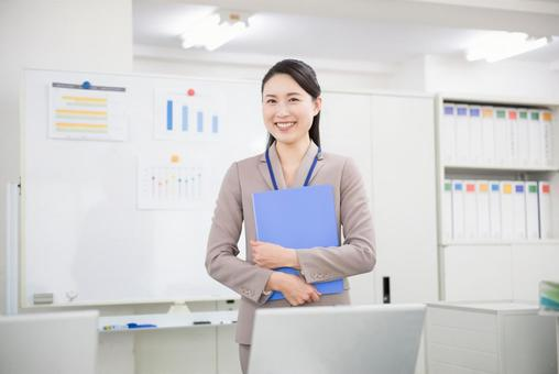 Office work woman 4