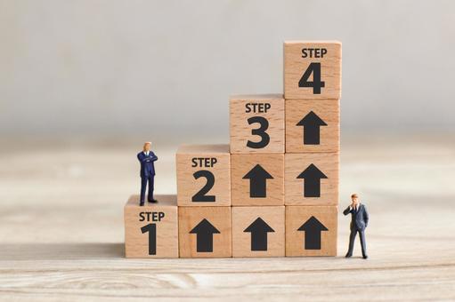 Step-up image