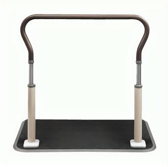 Handrail long-term care rehabilitation psd cutout