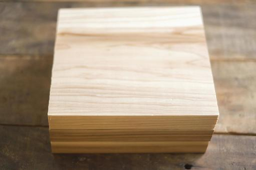 A piece of wood with a beautiful grain